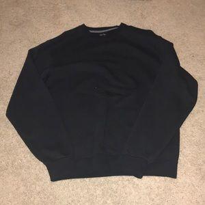 Black Fruit of the Loom Sweatshirt